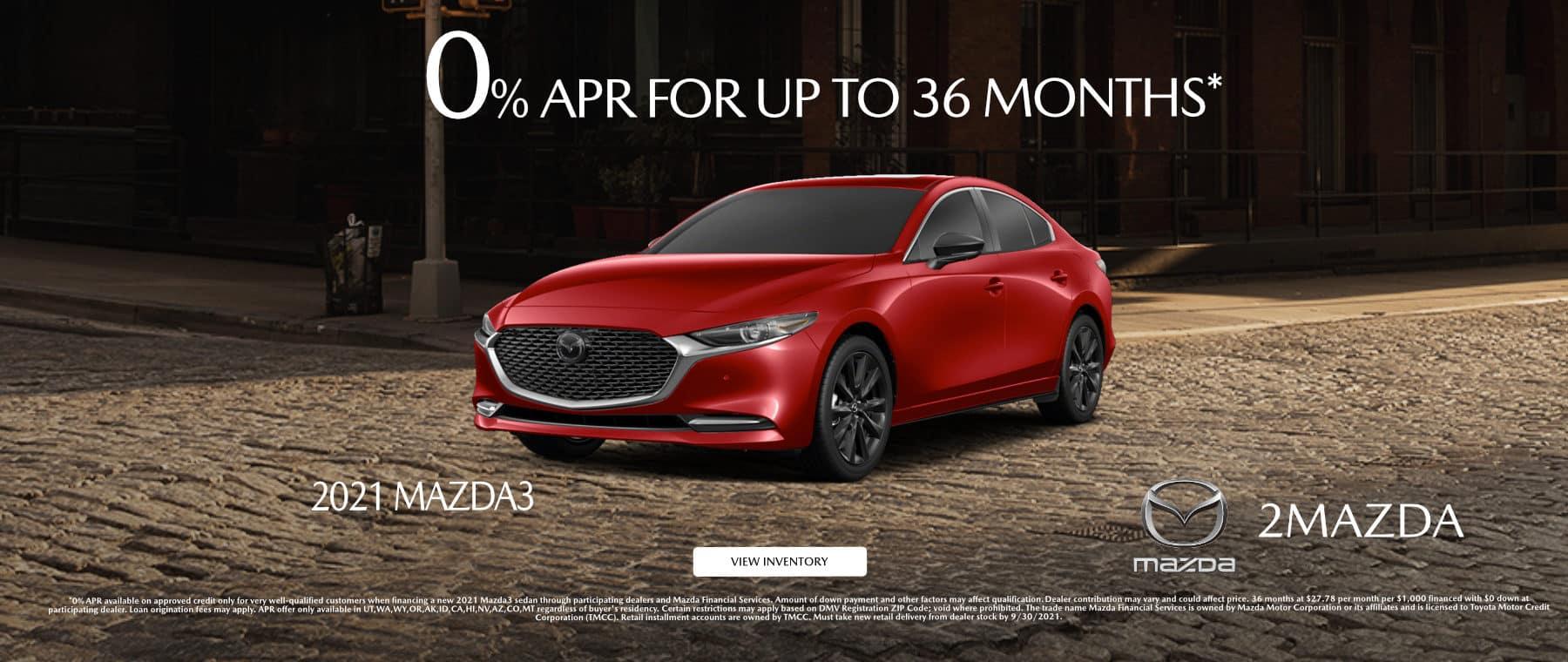 SP_2021 Mazda3 Mazda3