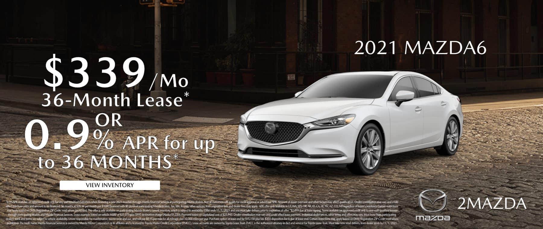 October_2021 Mazda6 2Mazda