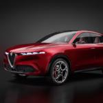 new Alfa Romeo car