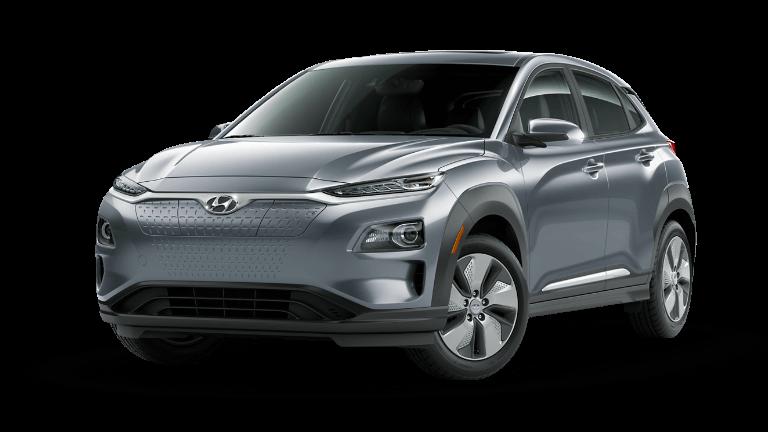 2022 Hyundai Kona Electric Limited - Sonic Silver