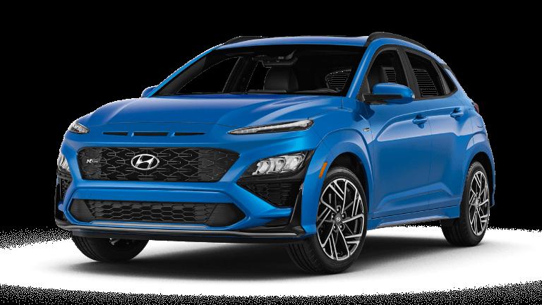 2022 Hyundai Kona N Line - Blue Wave