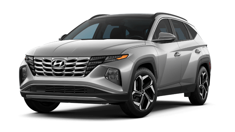 2022 Hyundai Tucson Hybrid SEL Convenience - Shimmering Silver