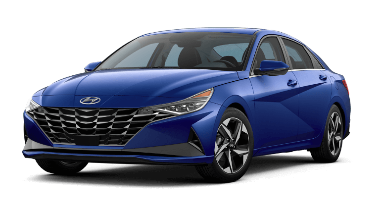 2022 Hyundai Elantra Limited - Blue