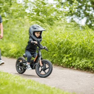 Kid on Bike 1