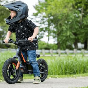 Kid on Bike 4