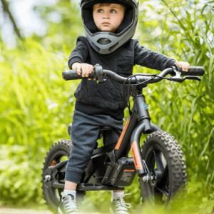 Kid on Bike 6
