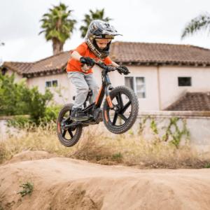 Kid on Bike 7