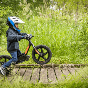 Kid on Bike 8