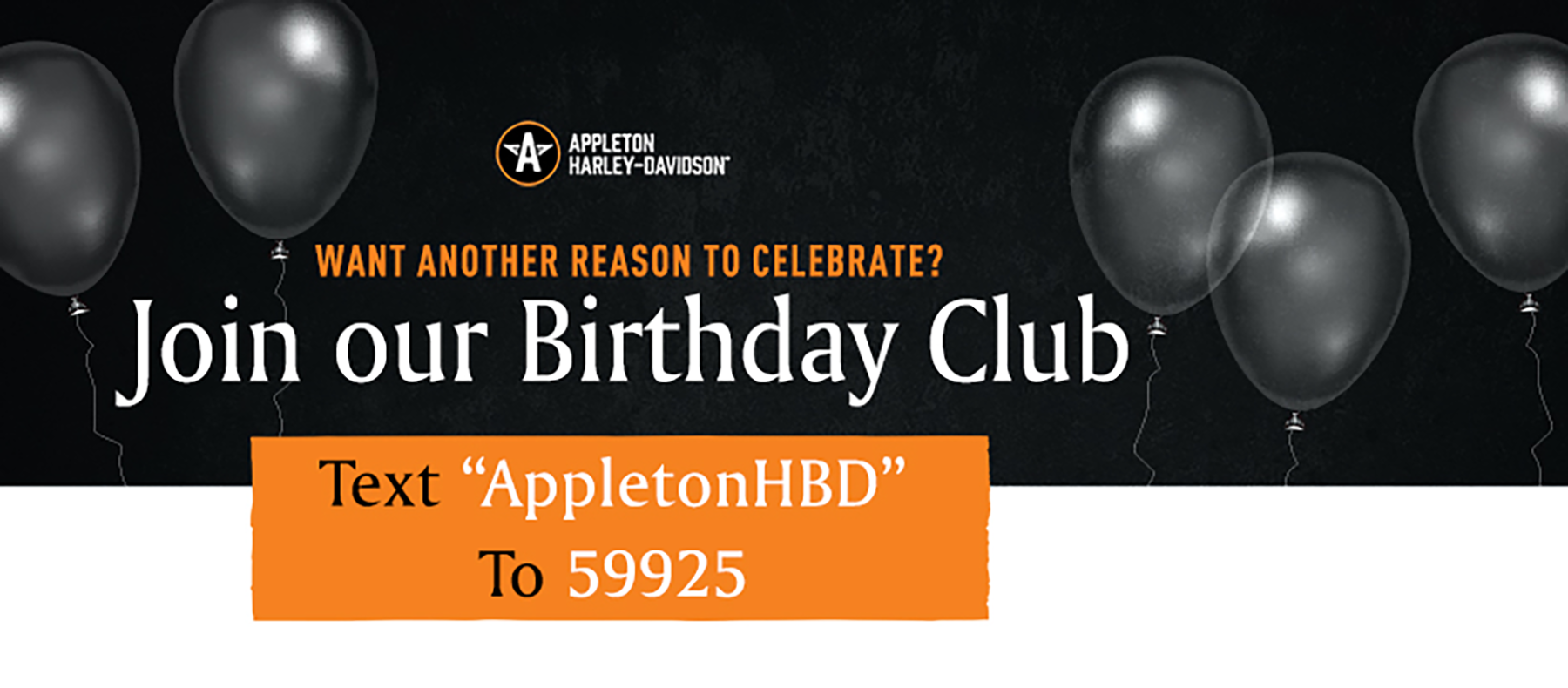 Join AHD Birthday Club
