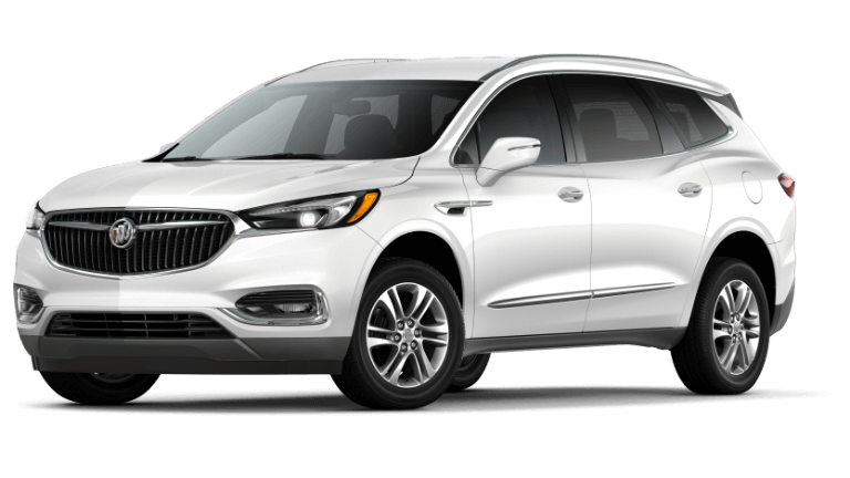 2020 Buick Enclave Essence in White Frost