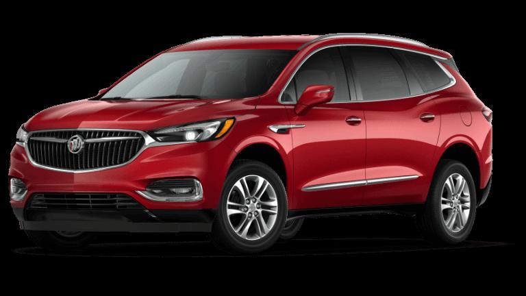 2020 Buick Enclave Preferred in Red Quartz
