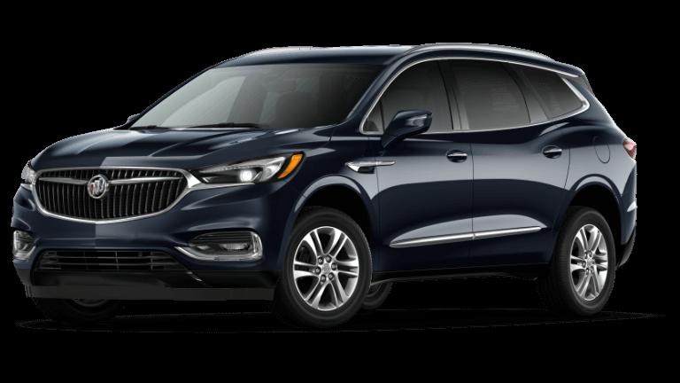 2020 Buick Enclave Premium in Dark Moon Blue