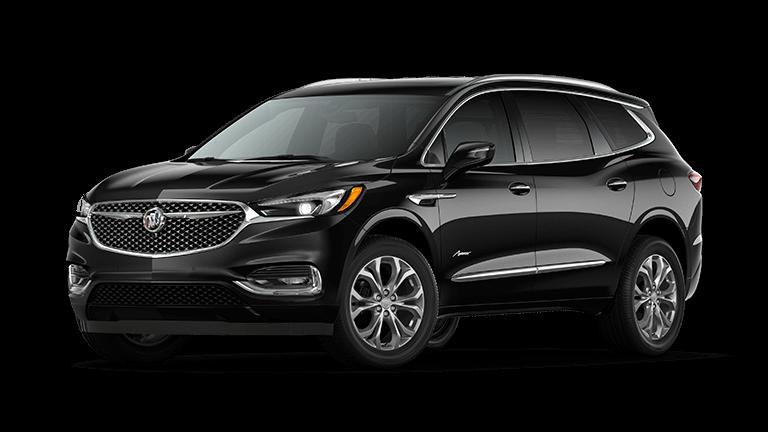 2021 Buick Enclave Avenir Ebony Twilight exterior