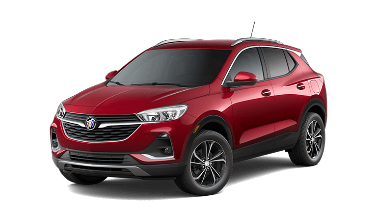 2021 Buick Encore GX Select in Chili Red exterior