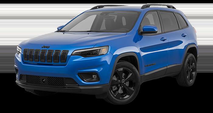 New 2021 Jeep Cherokee Donalson CDJR