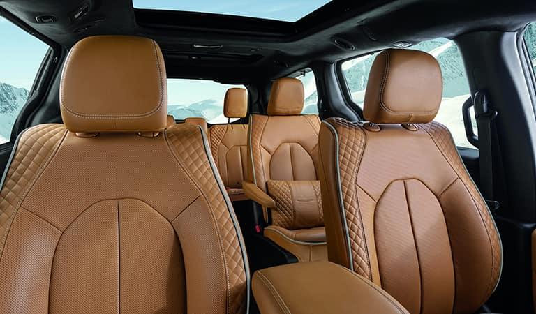 New 2021 Chrysler Pacifica Silsbee TX