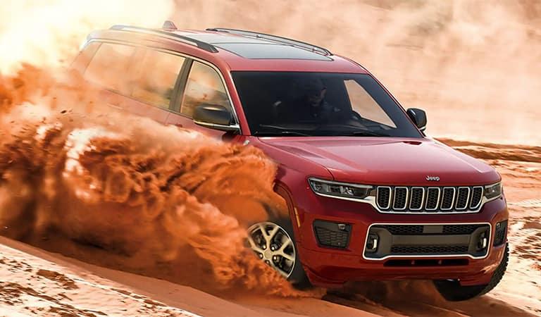 New 2021 Jeep Grand Cherokee L Silsbee TX