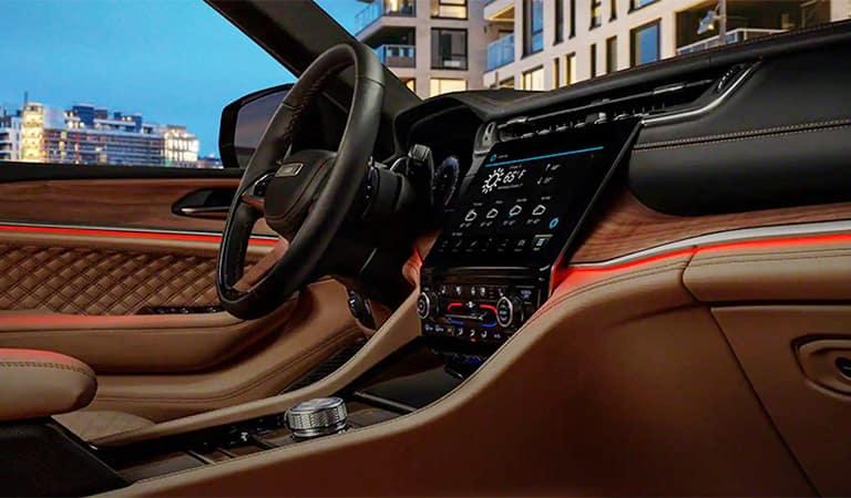 2021 Jeep Grand Cherokee L Silsbee TX