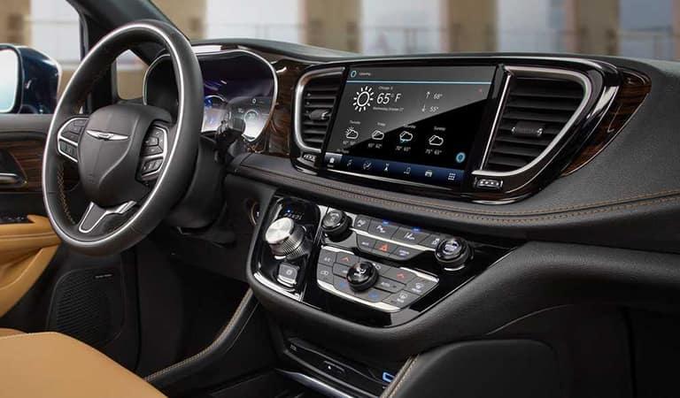 New Chrysler Pacifica Silsbee TX