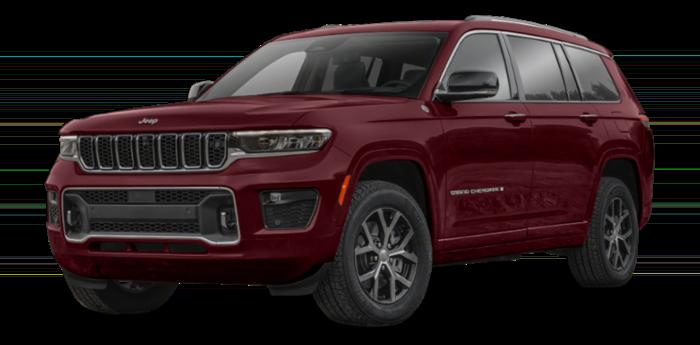 New 2021 Grand Cherokee L Donalson CDJR