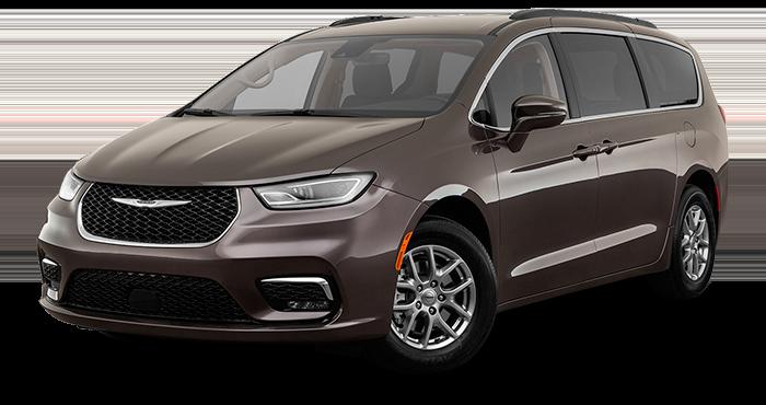 New 2021 Chrysler Pacifica Donalson CDJR