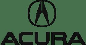 Acura Logo Black