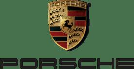 Porsche Logo Black