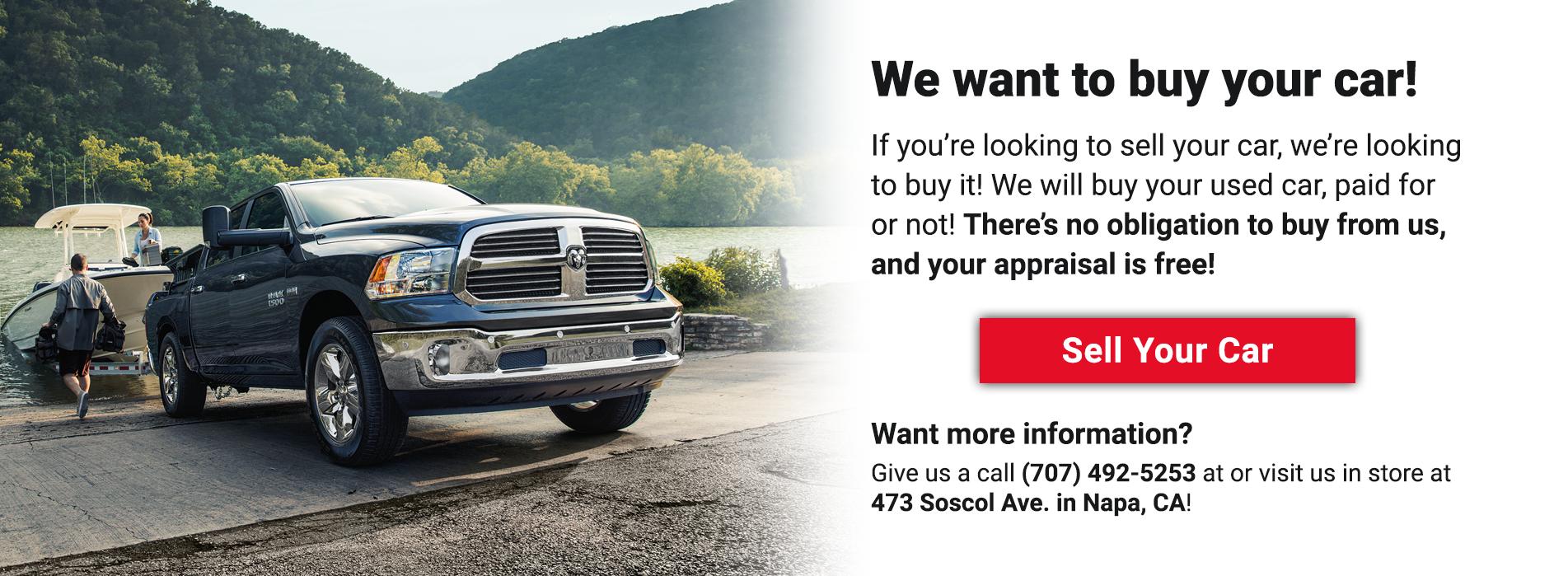 NCDJR – Slide – Buy Your Car (1)