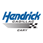 Hendrick Cadillac Cary logo