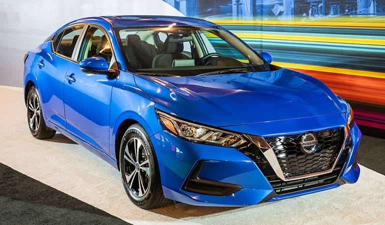 New 2021 Nissan Sentra Buena Park CA