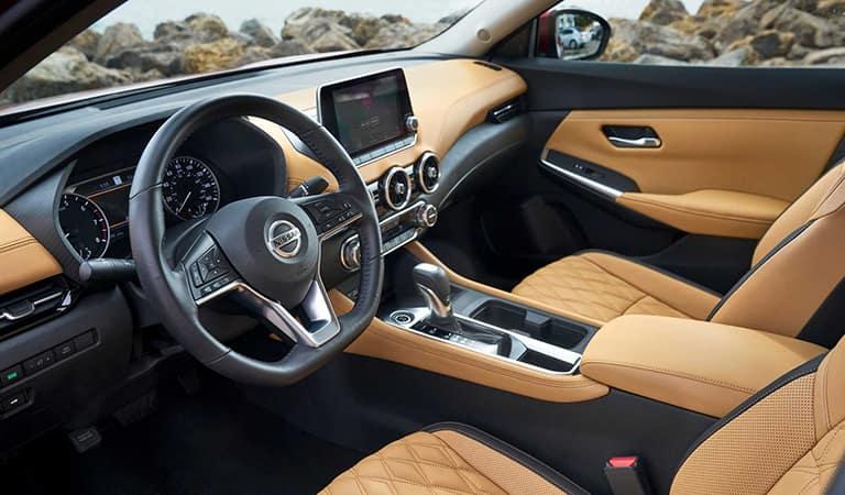 2021 Nissan Sentra Buena Park CA