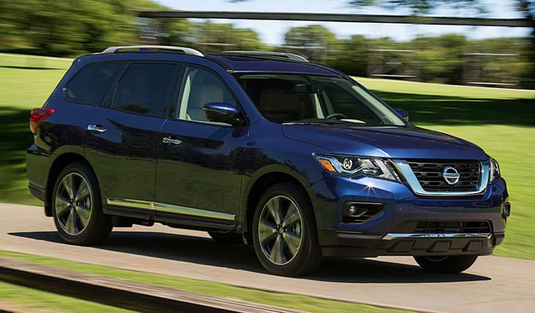 New 2022 Nissan Pathfinder Buena Park CA