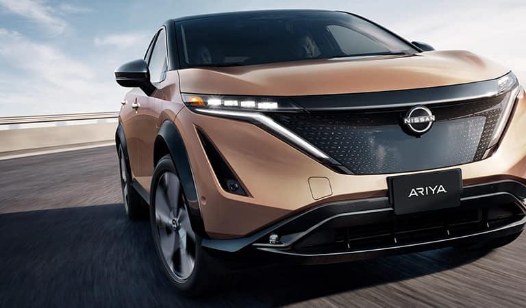 New 2022 Nissan ARIYA Buena Park CA