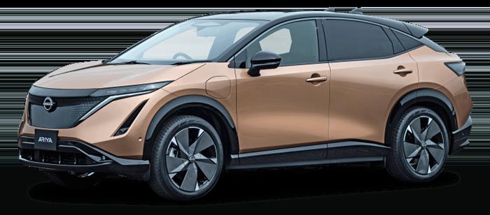 New 2022 ARYIA HGreg Nissan Buena Park