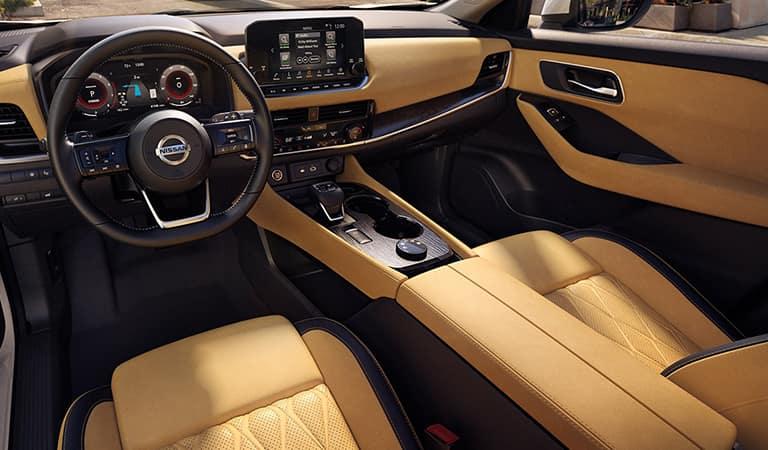 New 2021 Nissan Rogue Buena Park CA
