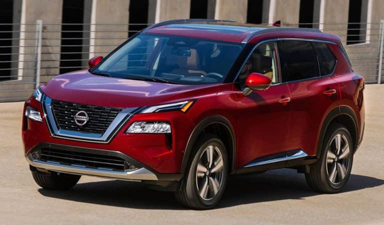 2021 Nissan Rogue Buena Park CA