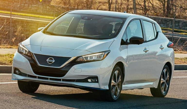 New 2022 Nissan LEAF Buena Park CA