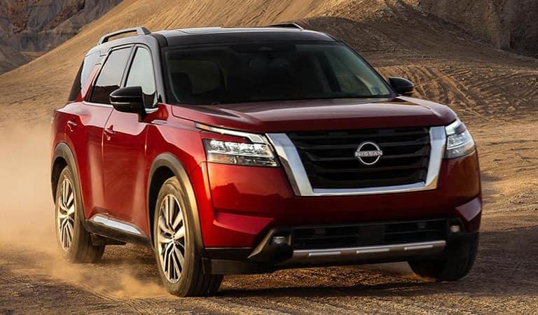 2022 Nissan Pathfinder City of Industry CA