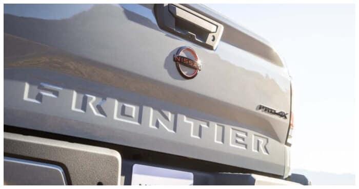 New 2022 Frontier HGreg Nissan Puente Hills