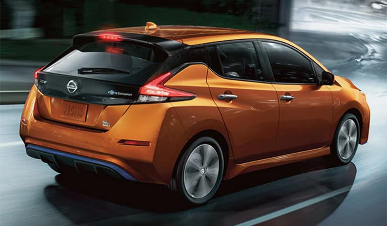2022 Nissan LEAF City of Industry CA