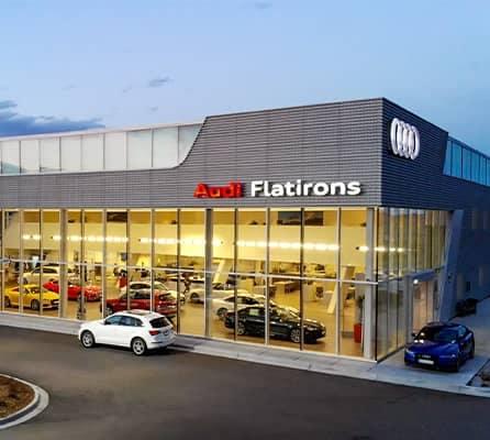 Audi Flat Irons