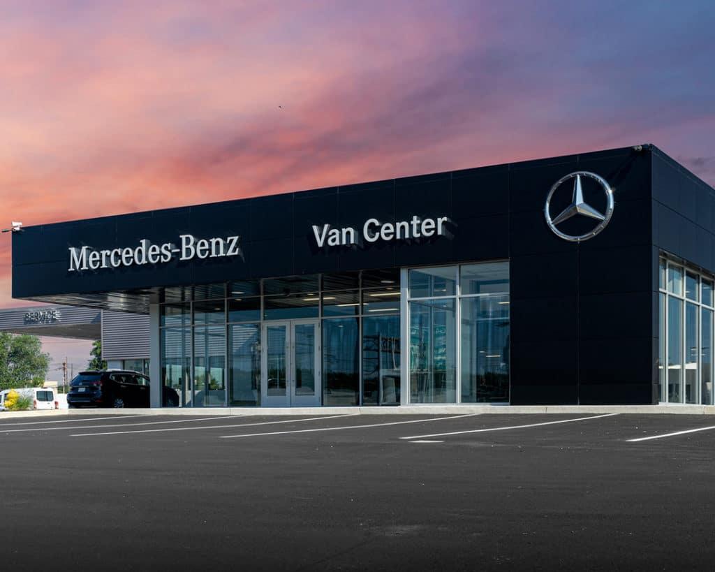 Holman Mercedes Benz Van Center