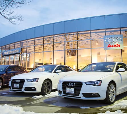Audi Boulder Service