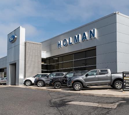 Holman Ford Maple Shade