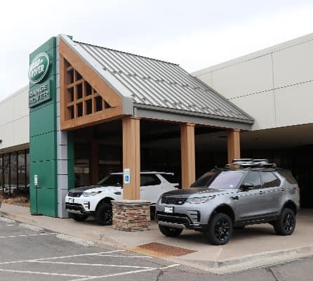 Land Rover Denver