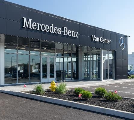 Mercedes-Benz Van Center Maple Shade