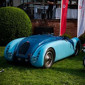1936 Bugatti 57G Tank
