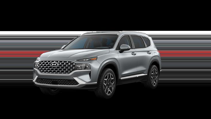 2022 Hyundai Santa Fe Grey Limited