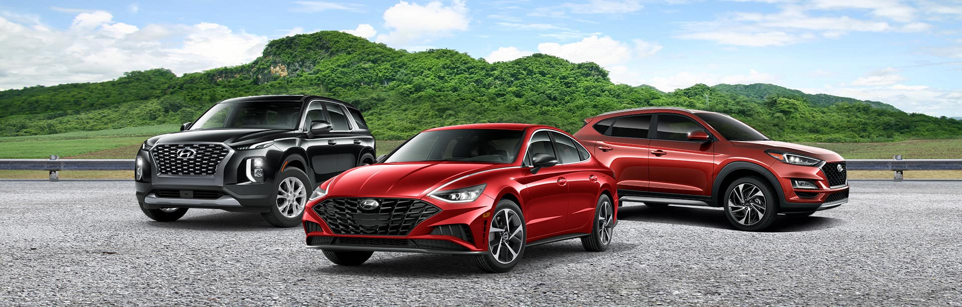 Hyundai Lineup