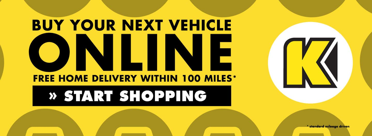 Online Car Shopping and Home Delivery